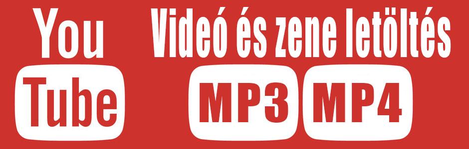 Youtube zene letöltés