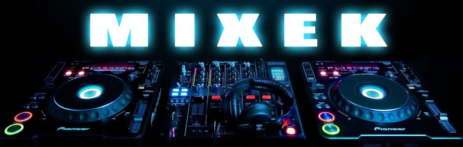 Mixek zenék