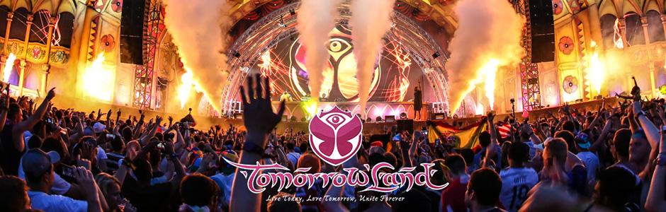 Tomorrowland zenék