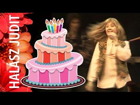 halász judit boldog születésnapot letöltése Halász Judit: Boldog születésnapot (gyerekdal, koncert részlet  halász judit boldog születésnapot letöltése